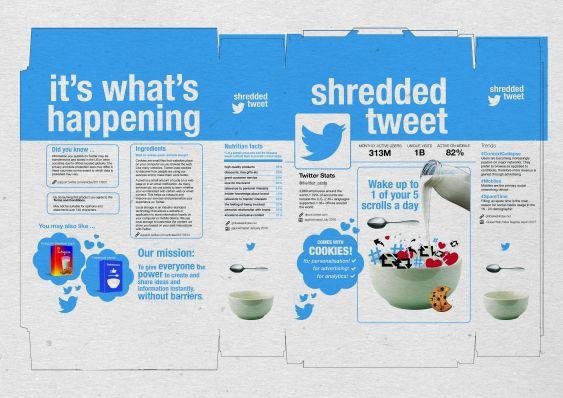 Shredded Tweet (Net)